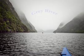 Grey River Canyon